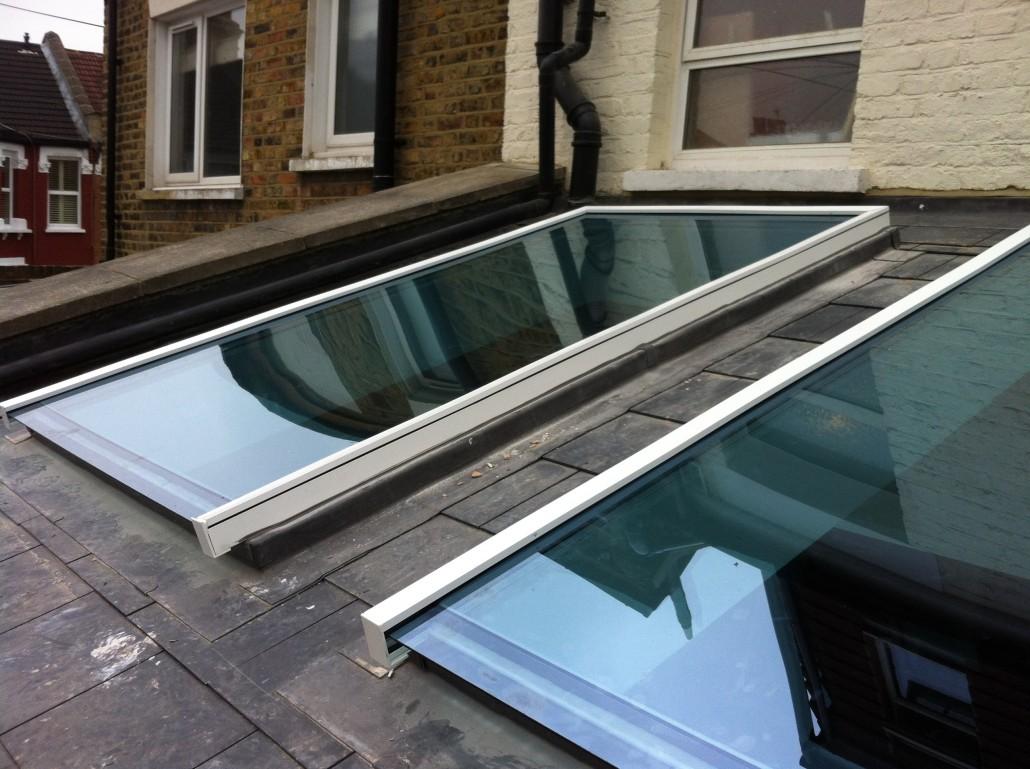 Glass Roof In Streatham London Sw16 Wimbledon Glass